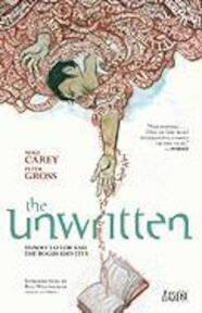 The Unwritten 1 - Mike Carey (ISBN 9781401225650)