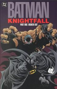 Batman Knightfall - Doug Moench (ISBN 9781563891427)