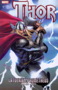 Latverian Prometheus - Kelly Sue Deconnick, Stan Lee, Chris Giarrusso (ISBN 9780785143727)