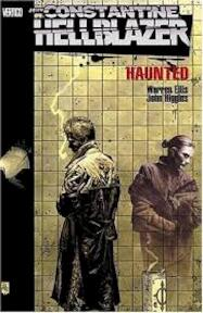 Hellblazer, haunted - Warren Ellis, John Higgins (ISBN 9781563898136)