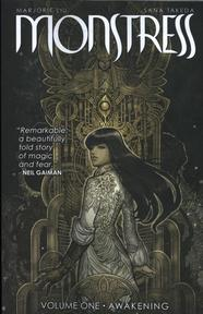 Monstress 1 - Marjorie Liu (ISBN 9781632157096)