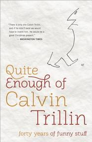 Quite Enough of Calvin Trillin - Calvin Trillin (ISBN 9780812982213)