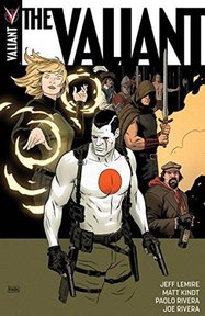The Valiant - Jeff Lemire, Matt Kindt (ISBN 9781939346919)