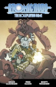 Atomic Robo Roleplaying Game - Scott Wegener, Brian Clevinger, Mike Olson (ISBN 9781613170564)