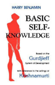Basic Self-Knowledge - Harry Benjamin (ISBN 9780877281627)