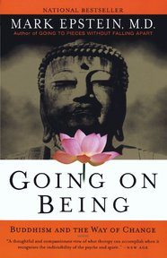 Going on Being - Mark Epstein (ISBN 9780767904612)