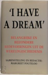 I have a dream' - (ISBN 9789022984659)