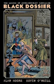 The League of Extraordinary Gentlemen - Alan Moore, Kevin O'Neill (ISBN 9781401203061)