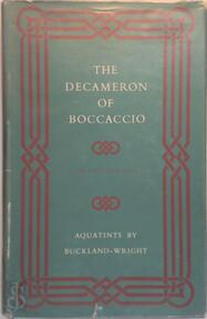 The Decameron of Boccaccio - Giovanni Boccaccio, Richard Aldington, Buckland-Wright