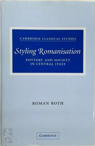 Styling Romanisation - Roman Roth (ISBN 9780521875677)