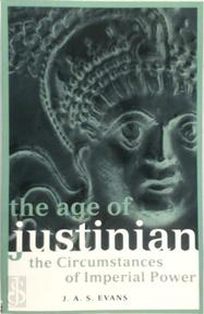 The Age of Justinian - J. A. S. Evans (ISBN 9780415237260)