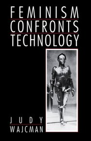 Feminism Confronts Technology - Judy Wajcman (ISBN 9780745607788)