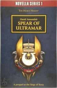 Spear of Ultramar - David Annandale (ISBN 9781784968014)
