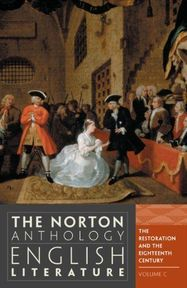 The Norton Anthology of English Literature Restoration And the 18th Century - Stephen Greenblatt (ISBN 9780393927191)