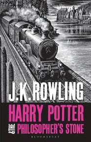 Harry potter (01): harry potter and the philosopher's stone (adult paperback)