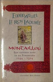 Montaillou - E. le Roy Ladurie (ISBN 9789035107069)