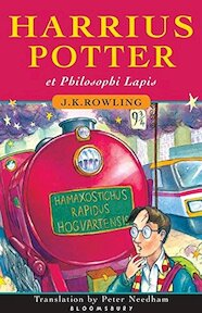 Harrius Potter et philosophi lapis - J. K. Rowling, Peter Needham (ISBN 9780747561965)