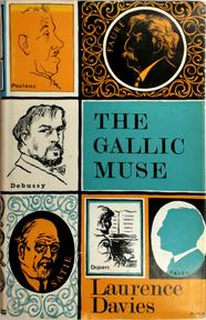 The Gallic Muse - Laurence Davies