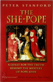 The She-Pope - Peter Stanford (ISBN 9780749320676)