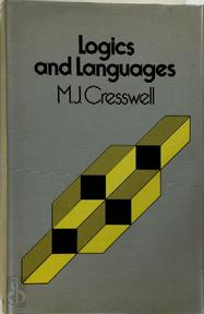 Logics and languages - M.J. Cresswell (ISBN 0416769500)