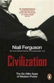 Civilization - Niall Ferguson (ISBN 9780141044583)