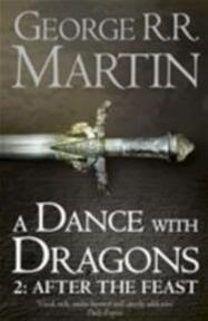 Song of ice and fire (05 part 2): dance with dragons: after the feast - Martin G (ISBN 9780007466078)