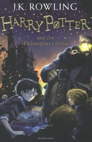 Harry Potter and the Philosopher's Stone - j. k. rowling (ISBN 9781408855652)