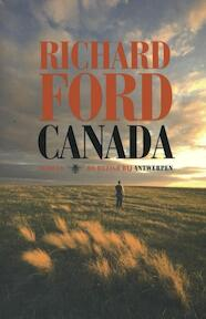 Canada - Richard Ford (ISBN 9789085423843)