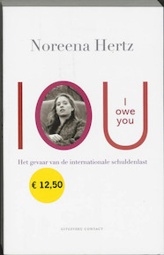 IOU / I owe you - N. Hertz (ISBN 9789025418540)