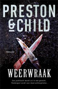 Weerwraak - Preston, Child (ISBN 9789024533756)