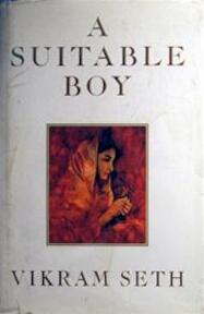A suitable boy - Vikram Seth (ISBN 9781897580202)