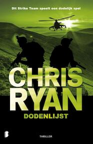 Dodenlijst - Chris Ryan (ISBN 9789022579862)