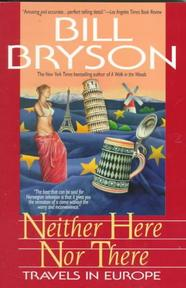 Neither Here Nor There - Bill Bryson (ISBN 9780380713806)