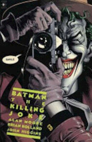 Batman: The Killing Joke - Alan Moore, Brian Bolland, John Higgins (ISBN 9781852860820)
