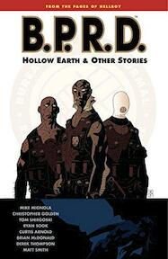 B.P.R.D. - Mike Mignola, Christopher Golden, Tom Sniegoski, Ryan Sook, Curtis Arnold (ISBN 9781569718629)