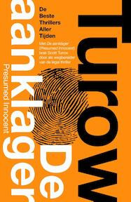 De aanklager - Scott Turow (ISBN 9789024559121)