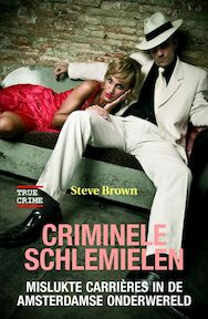Criminele schlemielen - S. Brown (ISBN 9789038919119)