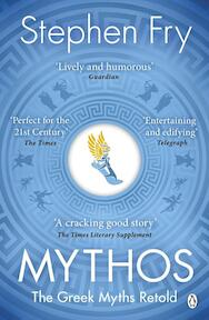 Mythos - stephen fry (ISBN 9781405934138)