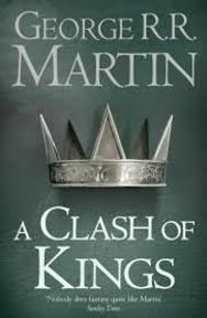 Song of ice and fire (02): clash of kings