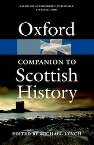 The Oxford Companion to Scottish History - (ISBN 9780199693054)