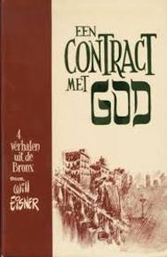Een contract met God - Will Eisner (ISBN 9789072995063)