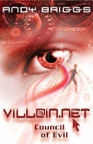 VILLAIN.NET 1: Council of Evil - Andy Briggs (ISBN 9780192755445)