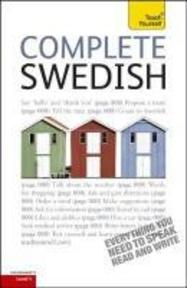 Complete Swedish: Teach Yourself - Vera Croghan (ISBN 9781444107166)