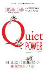 Quiet Power - Susan Cain (ISBN 9780147509925)