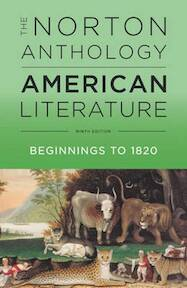 The Norton Anthology of American Literature - Robert S. Levine (ISBN 9780393935714)