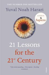 21 Lessons for the 21st Century - yuval noah harari (ISBN 9781784708283)