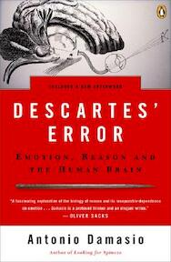 Descartes' Error - Antonio R. Damasio (ISBN 9780143036227)