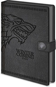 Winter Is Coming... - Notebooks Media (ISBN 9781983418556)