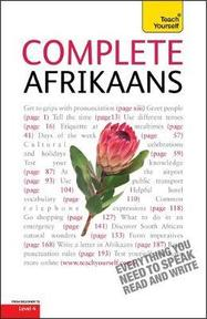 Complete Afrikaans Beginner to Intermediate Book and Audio C - Lydia McDermott (ISBN 9781444105865)
