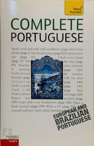 Complete Portuguese: A Teach Yourself Guide - Manuela Cook (ISBN 9780071747929)